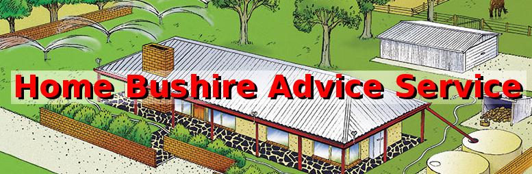 Home Bushfire Advice Service