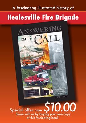 Answering The Call book history